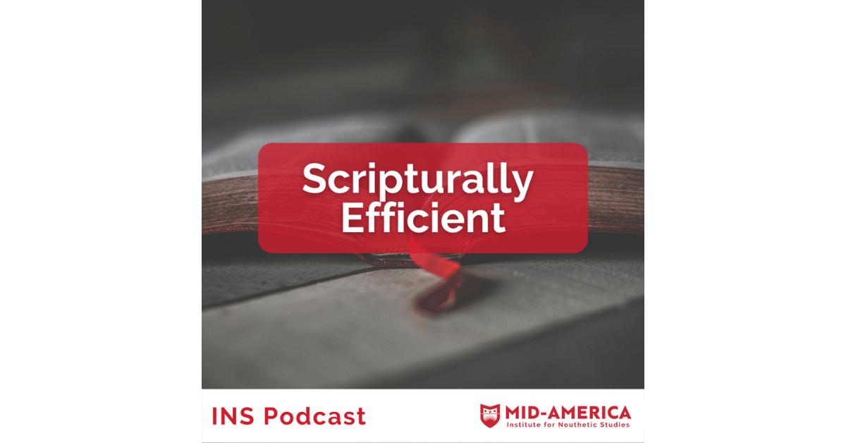Scripturally Efficient