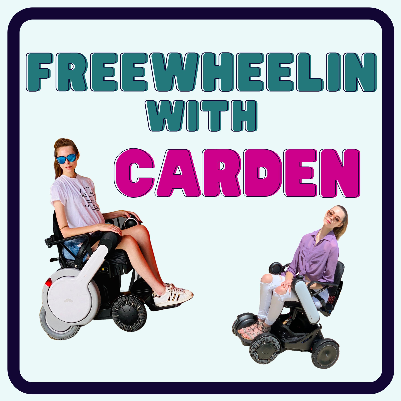 Freewheelin with Carden