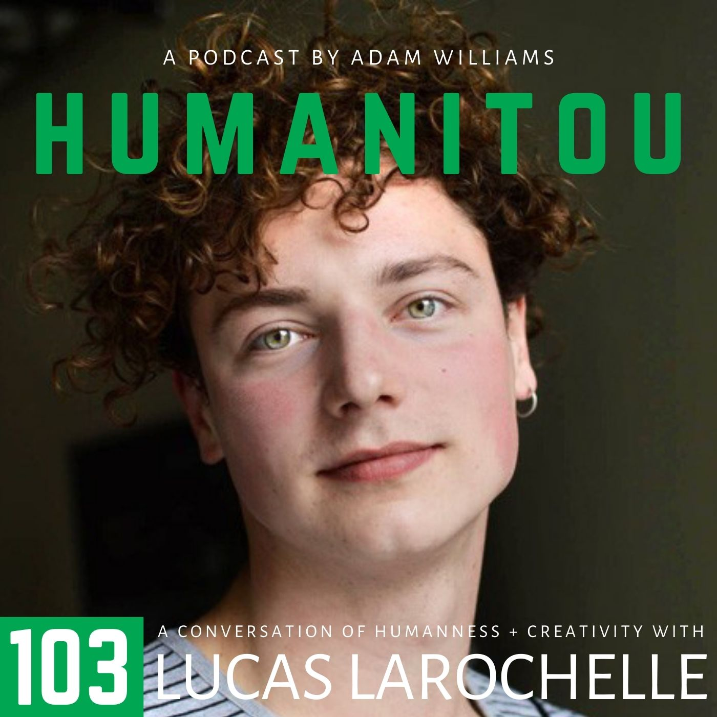 103: Lucas LaRochelle, designer and founder of Queering the Map, on the magic of archiving queer experience, and anonymity, love and truth, data privacy and A.I.