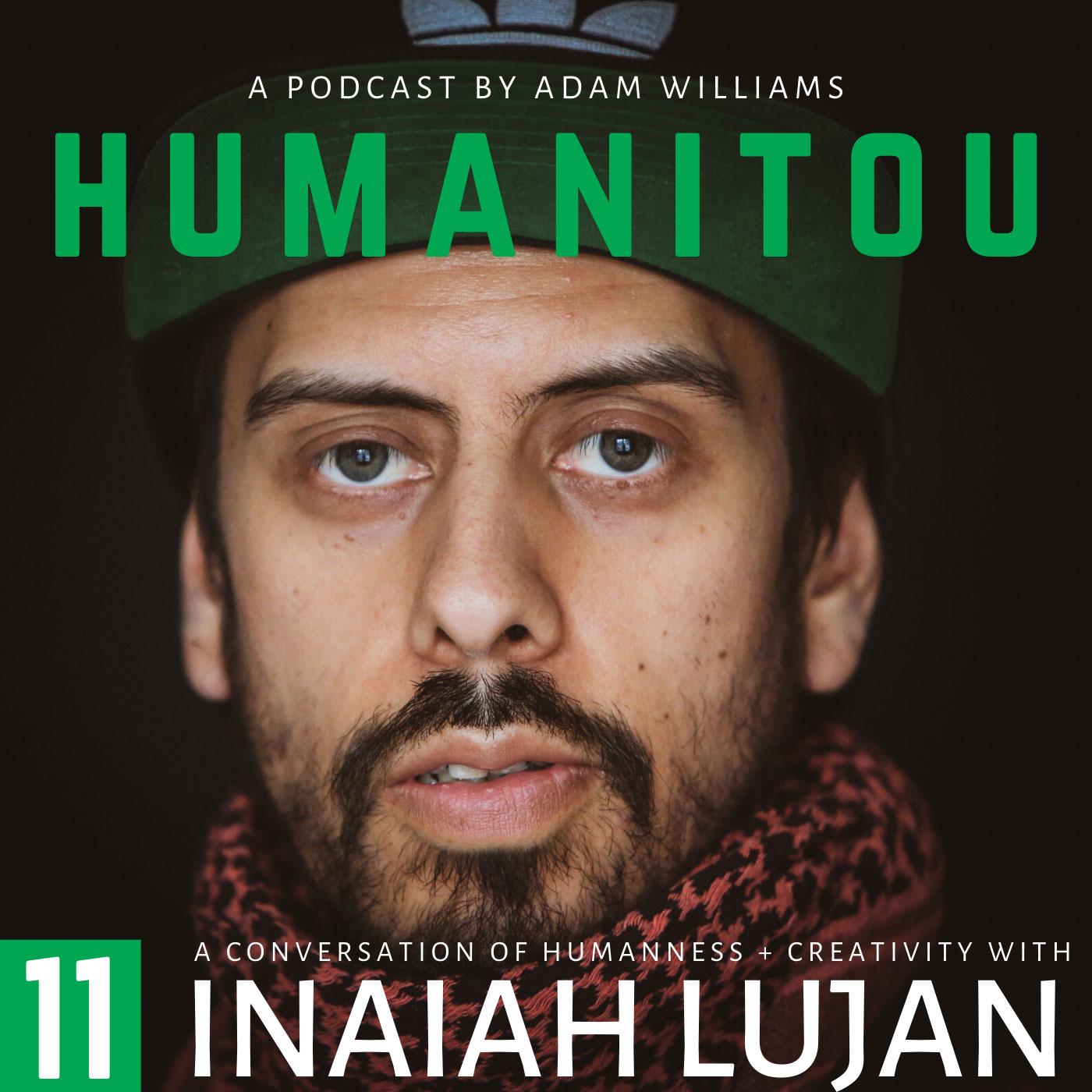 11: Inaiah Lujan, prolific creator, dispels the myth of being a 'Jack of all trades, master of none'