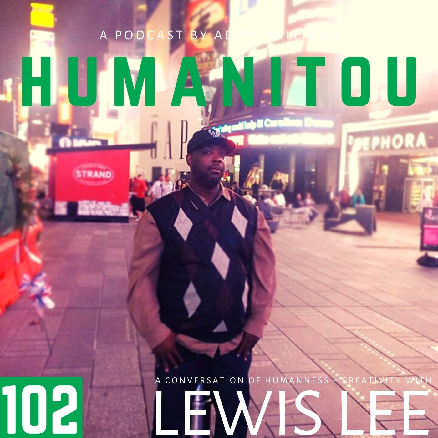 102: Lewis Lee, community facilitator and mentor, on using technology and creativity to make change in the 53206, staying out of prison and cultivating a legacy of good