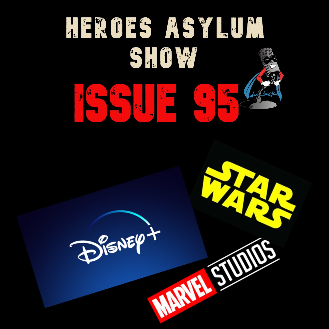 Issue 95  Disney + Announcements